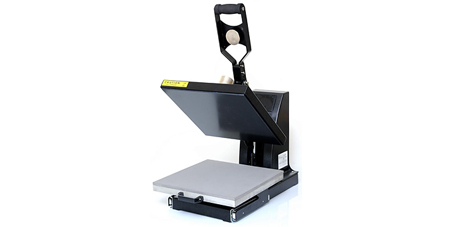 Open Automatically Magnetic Heat Press - MT-323TC