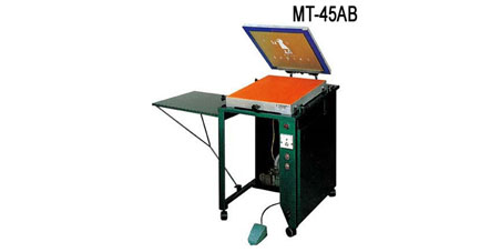 Vacuum Type Manual Screen Printing Machine - MT-50B / MT-45AB