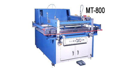 Large Format Flatbed Screen Printing Equipment - MT-800 / MT-1200