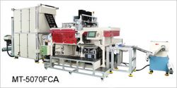 Roll to Roll Cylinder Screen Printing Equipment - MT-5070FCA