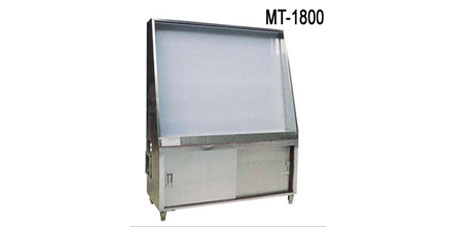 Screen Printing Washout Booth - MT-1800